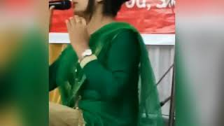 new composition of kashmiri song by shazia bashir
