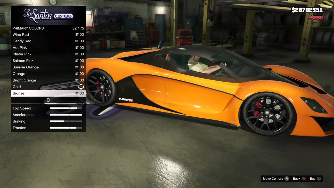Gta How To Make Han S Car From Fast And Furious Tokyo Drift