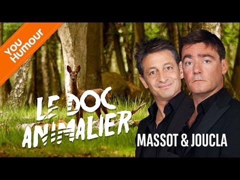 MASSOT ET JOUCLA - Le doc animalier