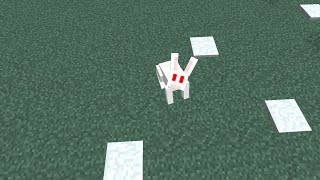 Minecraft how to get the Killer Rabbit