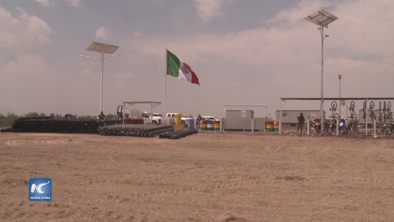 Nuevo aeropuerto de ciudad de m xico operar en 2020 youtube for Puerta 6 aeropuerto ciudad mexico
