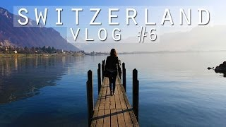 SWITZERLAND VLOG #6 | MONTREUX; CHÂTEAU DE CHILLON(Montreux, Switzerland. In which I had a near-death experience in the dungeon of Château de Chillon (not really). You can read more about it on my blog here: ..., 2014-03-11T22:54:54.000Z)