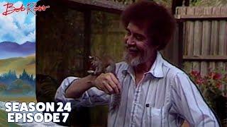Bob Ross - Back-Country Path (Season 24 Episode 7)