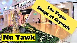 Las Vegas The Shops at Crystals