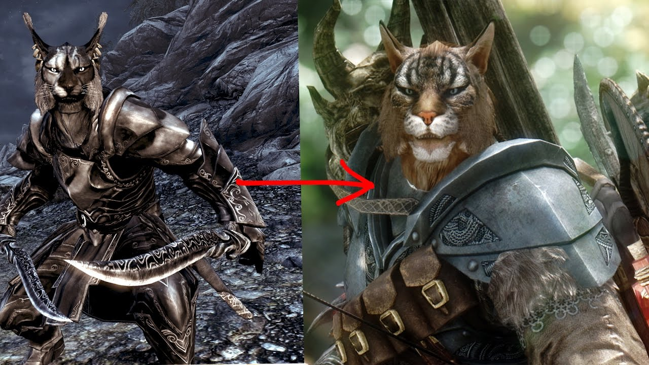Top 5 best skyrim special edition graphics mods for xbox one & ps4