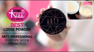 cosmo kiss beauty awards 2015 best loose powder