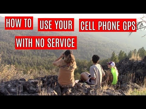 How To Use Your Cell Phone GPS With No Service For Hunting | Gaia GPS Tutorial