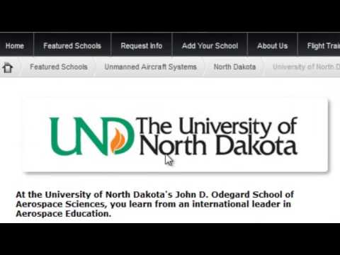 Training Schools For Drones/UAVs(Uploaded on YouTube Oct 21, 2012)