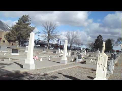 "Winnemucca Historic City Cemetery - Part 2 ""The Grand Tour"""