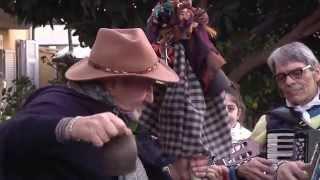 Il presepe della famiglia Guadagni alla Renella (Montignoso)