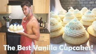 Vanilla Bean Cupcakes - Machen Es Schmackhaft und mit AJ!