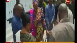 Ziara Ya Rais Magufuli Nyumbani Kwa Job Ndugai