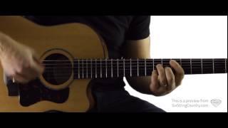 Make Me Wanna - Guitar Lesson and Tutorial - Thomas Rhett