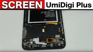 umiDigi Plus Display Replacement