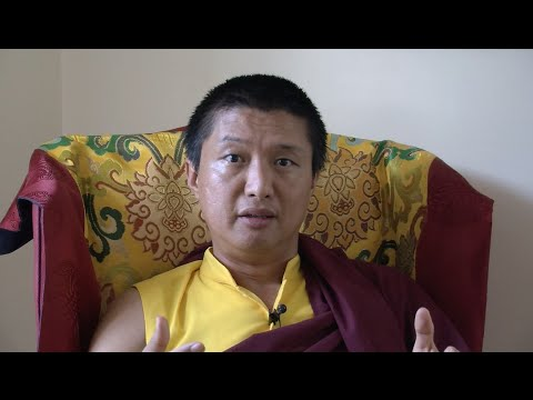 Jigme Rinpoche Shares the History of his Family and Settlement in Orissa