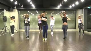 蕭亞軒ELVA  SUPER GIRL愛無畏 超能舞舞蹈教學版