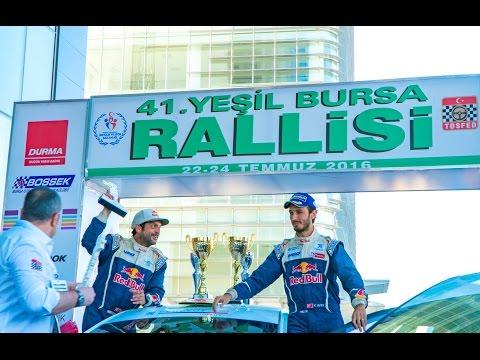 """Türk İşi Ralli / Turkish Rally - 2016 Türkiye Ralli Şampiyonası """"KISA FILM"""""""