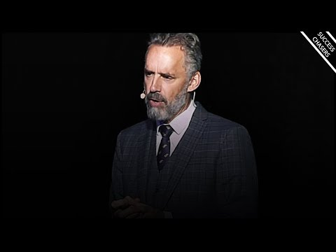 LET YOUR FEARS AND INSECURITIES BURN OFF LIKE DEADWOOD - Jordan Peterson