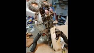 Helen Henny restoration 🐓