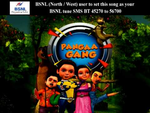Bengali Pangaa Gang