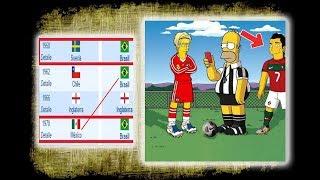 Las 2 Misteriosas Predicciones que Indican el Posible Ganador del Mundial de Fútbol 2018