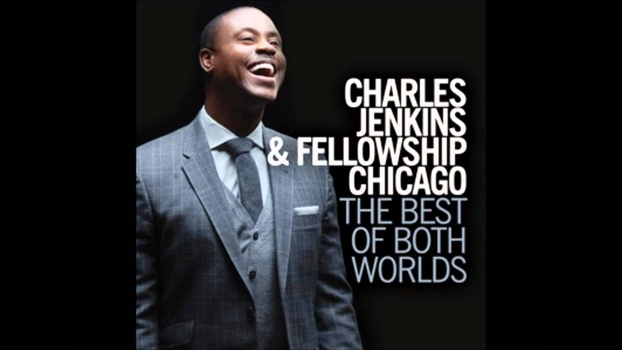 My God Is Awesome Charles Jenkins