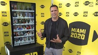 Hall of Famer Tony Gonzalez Didn't Pick Tom Brady For A Super Bowl Run | Build Your Squad