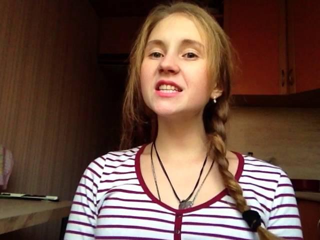 Изображение предпросмотра прочтения – ИринаКораблева читает произведение «Мы встретились с нею случайно» В.Я.Брюсова