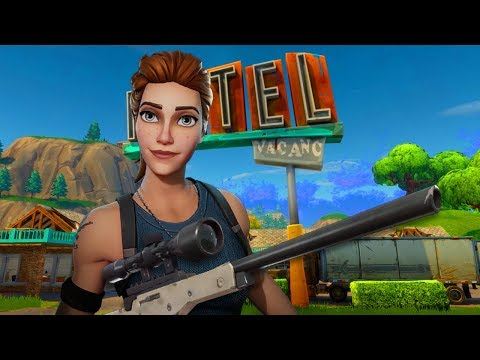 NEW MAP UPDATE NEXT WEEK // BEST Sniper & Building Plays // Fortnite Battle Royale
