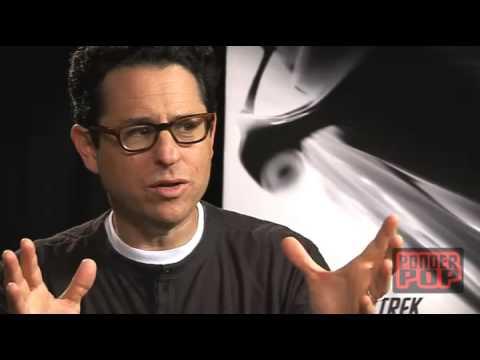 Star Trek Director J.J. Abrams Talks Trek Movie Making With Blunty3000