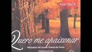 História de Amor Playback com Vocais Diante do Trono