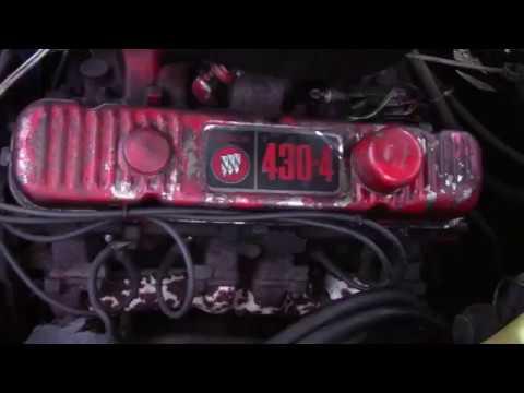 Buick Update - Bad Exhaust Manifold Gasket