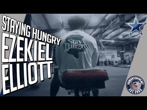 a043f5b776e219 Ezekiel Elliott Staying Hungry During Dallas Cowboys Offseason ...