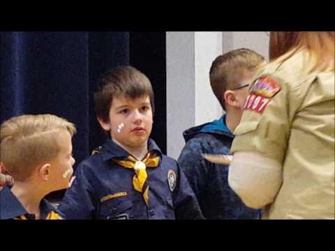 Kid Temper Tantrum Gets Discipline In Cub Scouts [ Original ]
