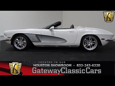 2004 Chevrolet Corvette Gateway Classic Cars #1024 Houston Showroom