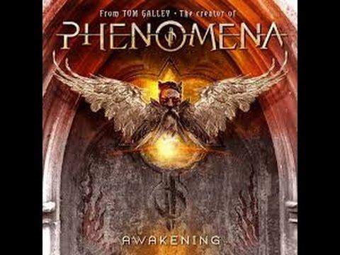 Phenomena ©2012 «Awakening» Full Album
