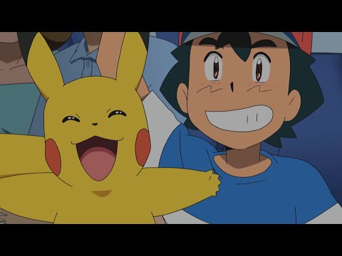 Goodbye and Thank You, Alola! | Pokémon the Series: Sun & Moon—Ultra Legends | Official Clip