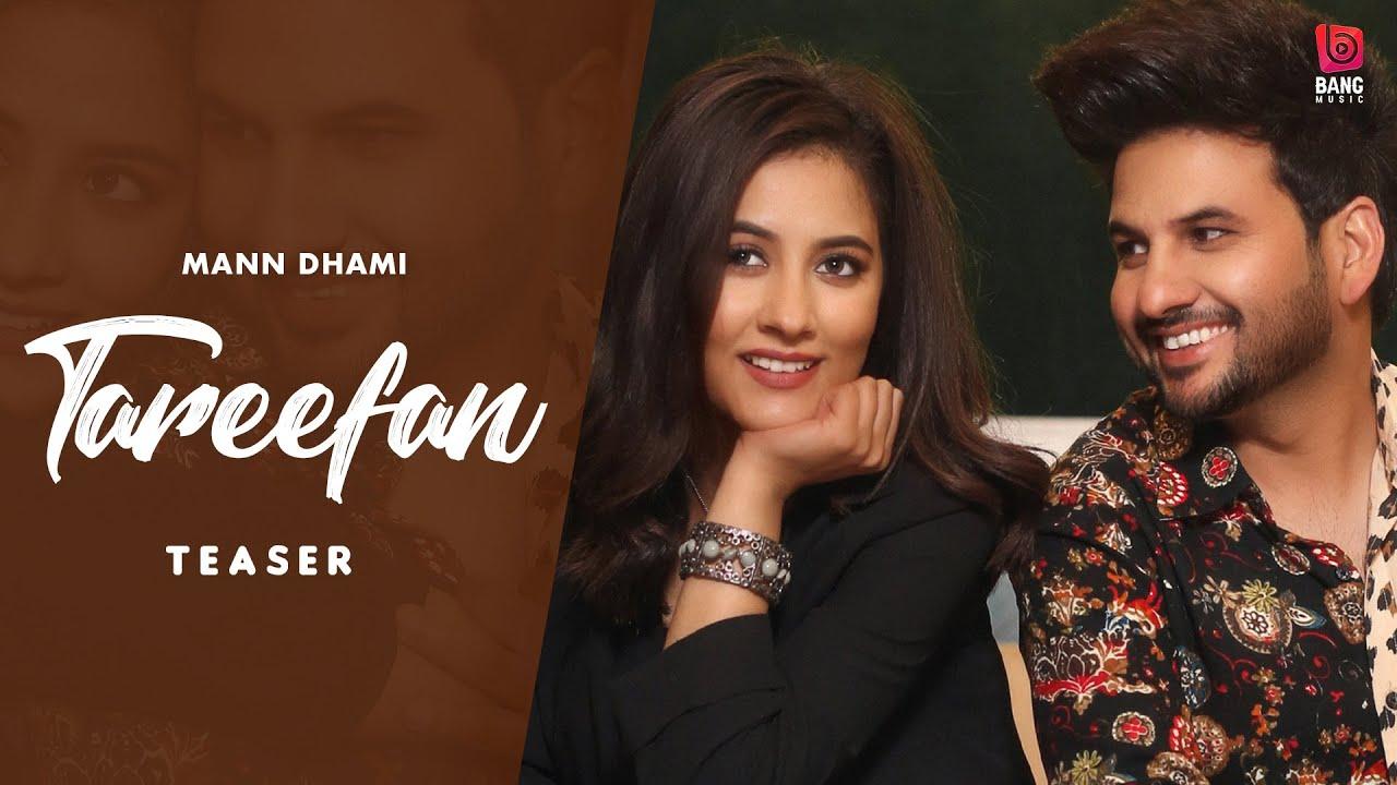 Tareefan (Official Teaser): Mann Dhami | Bang Music | New Punjabi Song 2021 | Latest Punjabi Song