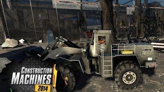 Construction Machines 2014 - GAMEPLAY #01