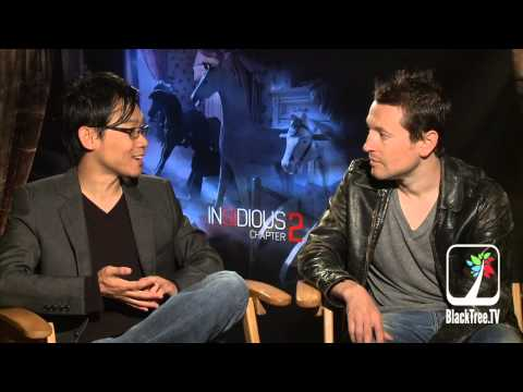 James Wan And Leigh Whannell Talk About Creating A Second Story | Insidious Chapter 2