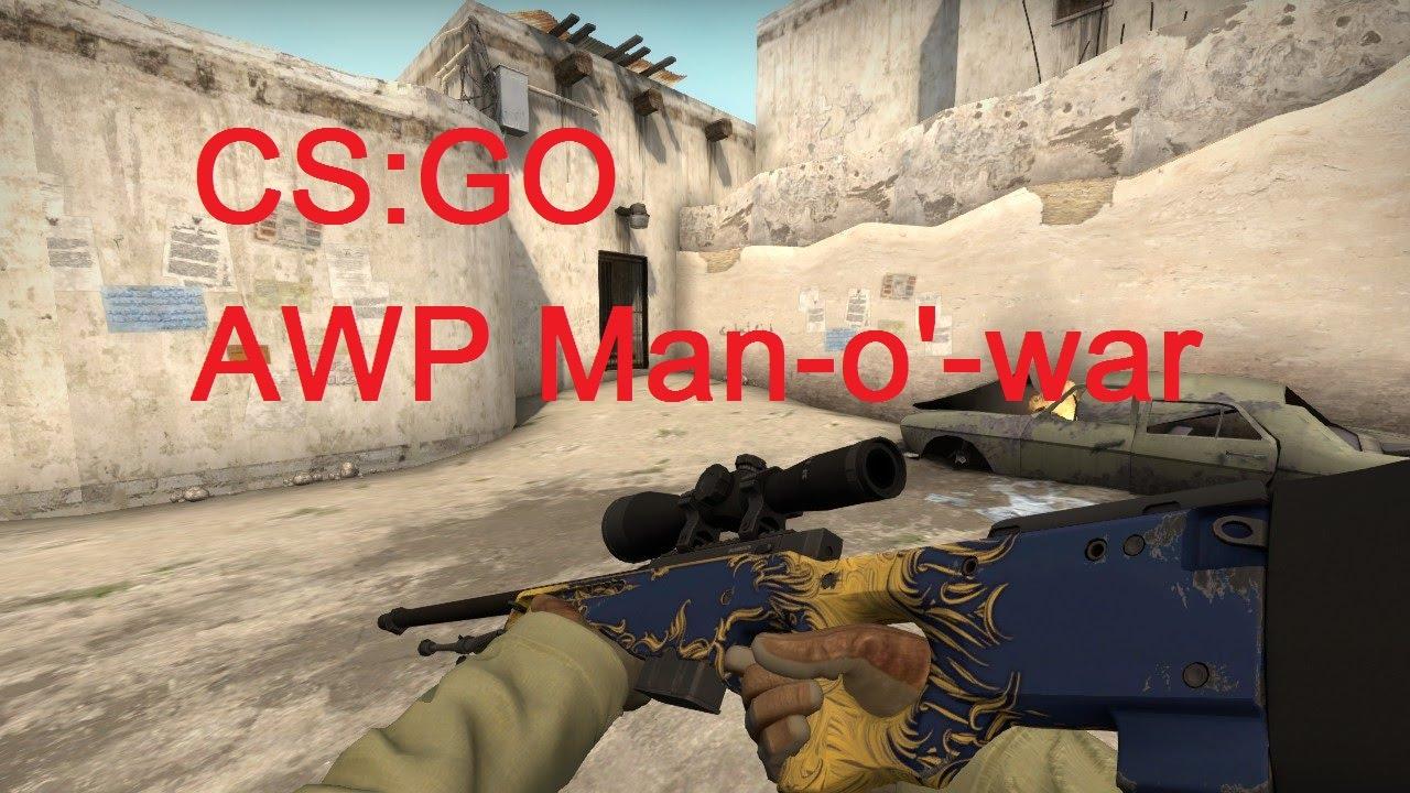 cs go awp man
