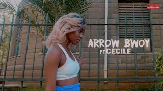Arrow Bwoy  -lika ft Cecile(Official Dance Video)