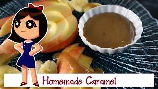 Buttery, Sweet, Homemade Caramel Sauce