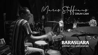Marco Steffiano Drum Cam   Barasuara - Pikiran dan Perjalanan
