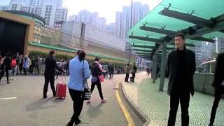 Duran AquaCam China Zhuhai Border Line to Macau Trip Video 2015