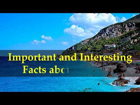 Important and Interesting Facts about Albania