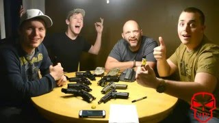 Nemesis Round Table - Pistols