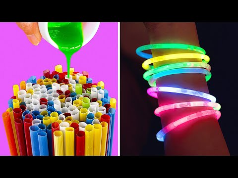 Glowing Hacks For Your Next Party