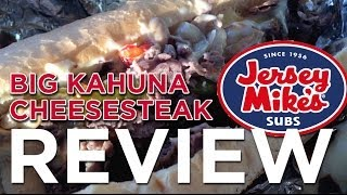 Jersey Mike's Big Kahuna Cheese Steak Video Review: Freezerburns