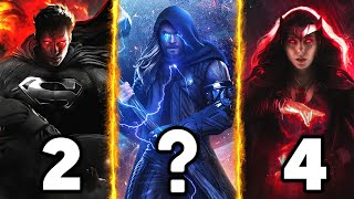 Top 10 Most Powerful Superheroes (2021) / Explained in Hindi
